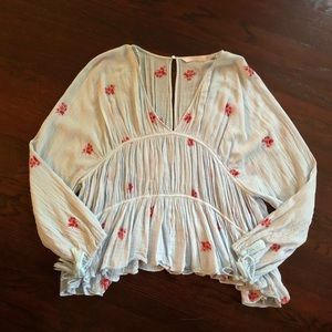 Tops - Zara Trafuluc boho blouse